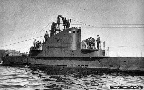 Подводный флот балтики великой