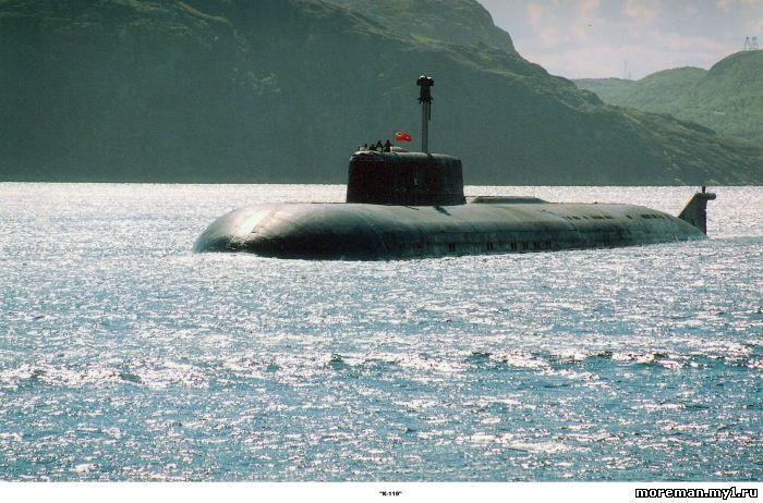 Подводные лодки россии ссср и